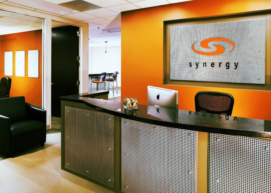 Synergy Creative Office Space