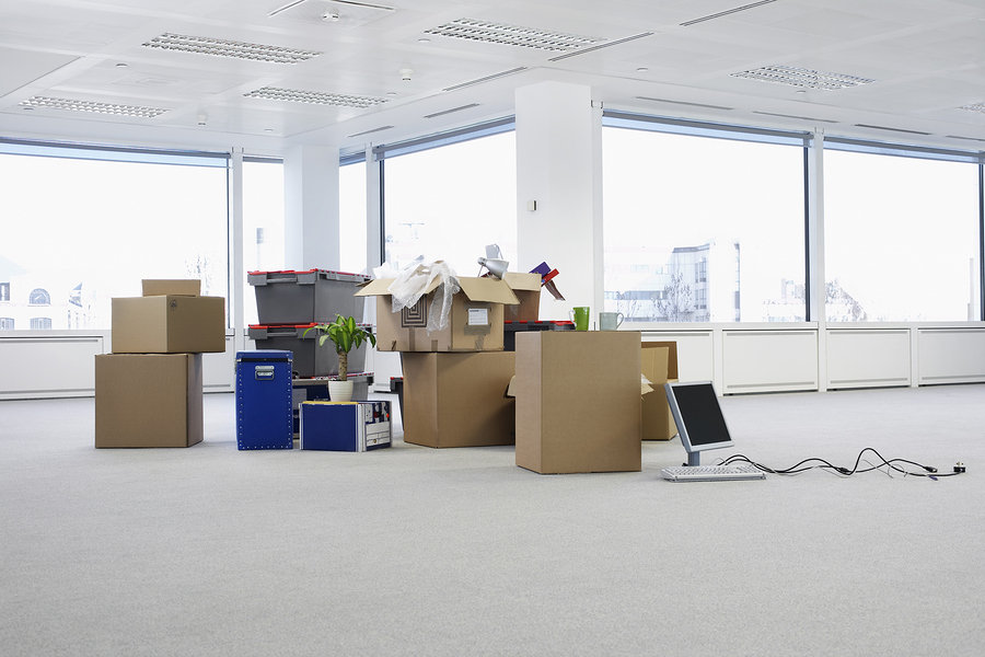 Office Space Move